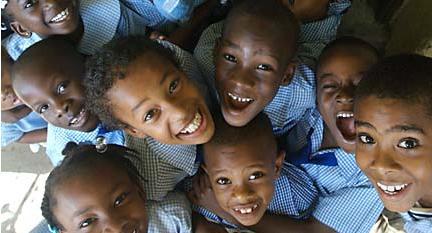 Jamaica kids